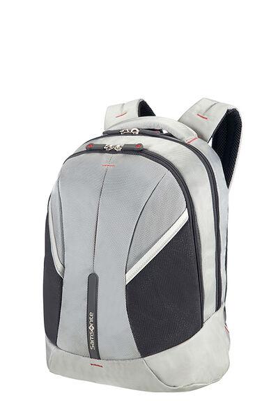 4Mation Plecak S Silver/Czerwony