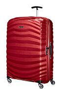 Lite-Shock Walizka na 4 kółkach 81cm Chili red