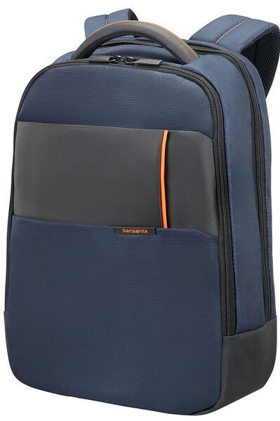 Qibyte Plecak na laptopa Niebieski