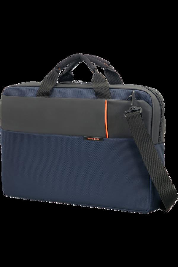 Samsonite Qibyte Torba na laptopa  39.6cm/15.6inch Niebieski