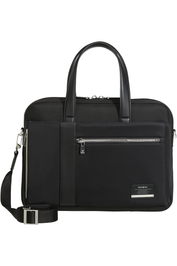 Samsonite Openroad Chic Slim Bailhandle  15.6inch Czarny