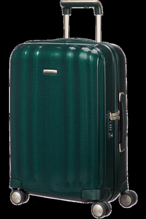 Samsonite Lite-Cube Spinner 55cm Zielony