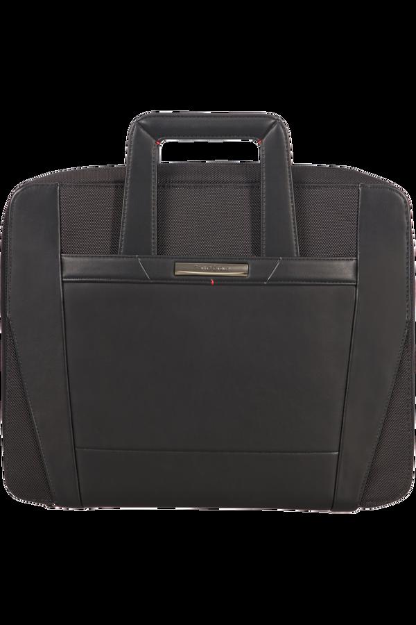 Samsonite Stationery Pro-Dlx 5 Zip Folder A4 Ret H+Det B  Czarny