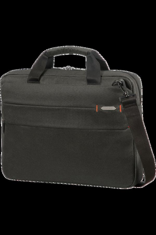 Samsonite Network 3 Torba na laptopa  39.6cm/15.6inch Charcoal Black