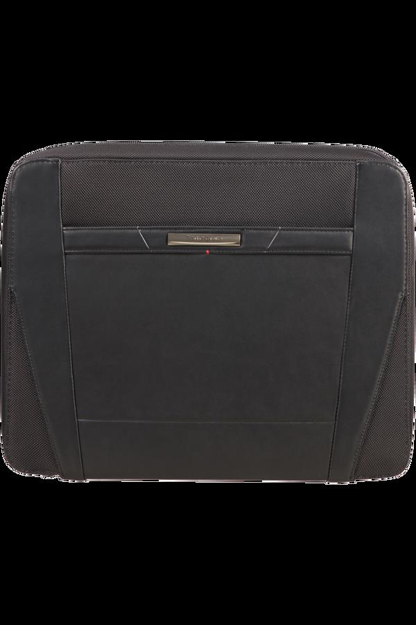 Samsonite Stationery Pro-Dlx 5 Zip Folder A4 Det B  Czarny