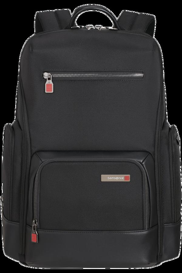 Samsonite Safton Laptop Backpack  15.6inch Czarny
