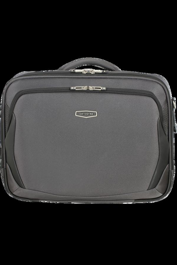 Samsonite X'blade 4.0 Laptop Shoulder Bag  Szary/Czarny