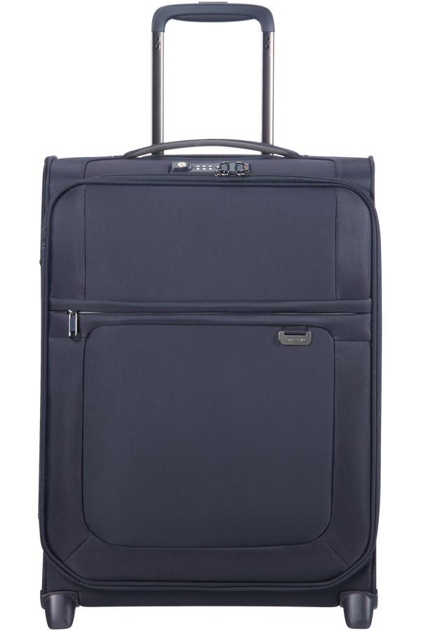 Samsonite Uplite Upright 55cm Niebieski