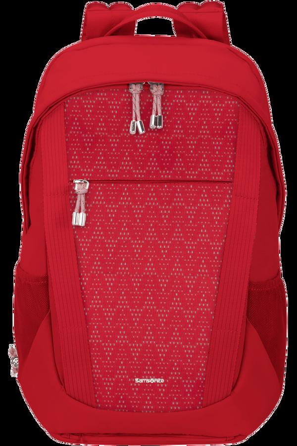Samsonite 2Wm Lady Backpack  14.1inch Czerwony