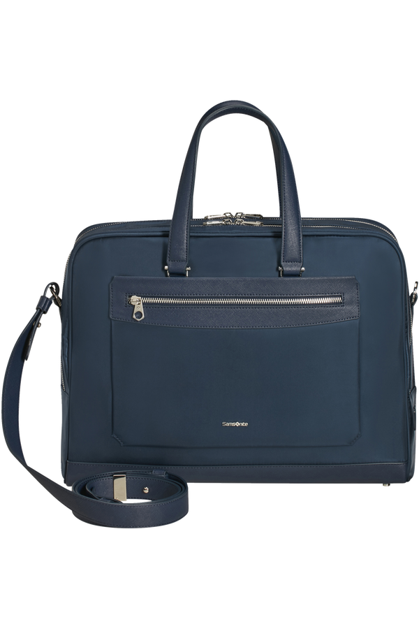 Samsonite Zalia 2.0 Bailhandle 2 Compartments 15.6'  Midnight Blue