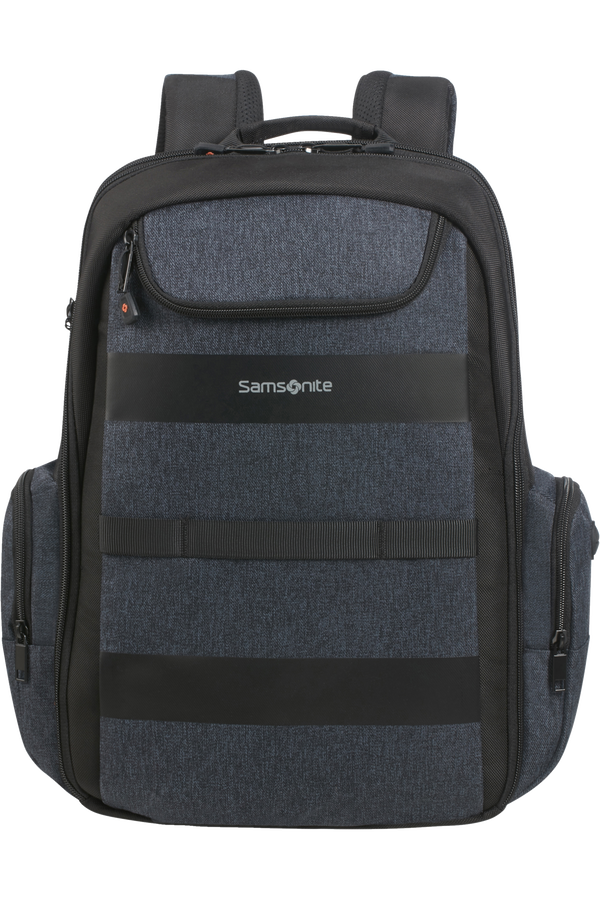 Samsonite Bleisure Backpack 15.6' Exp Daytrip  Ciemnoniebieski