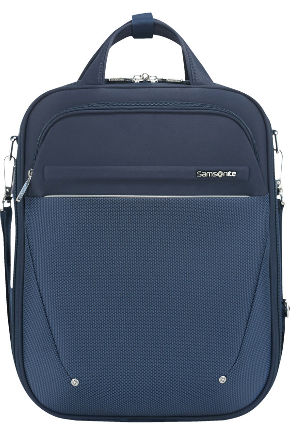 Samsonite B-Lite Icon 3-Way Laptop Backpack  15.6inch Ciemnoniebieski
