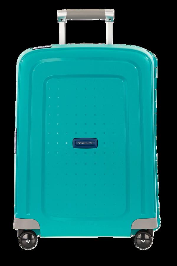 Samsonite S'Cure Spinner 55cm Morski niebieski/Ciemnoniebieski