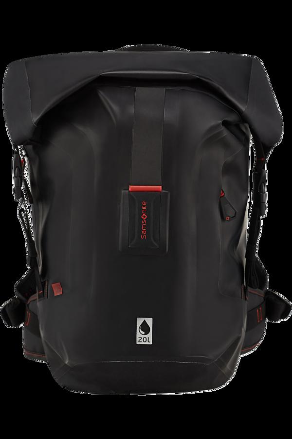 Samsonite Paradiver Perform Laptop Backpack L 15.6inch Czarny