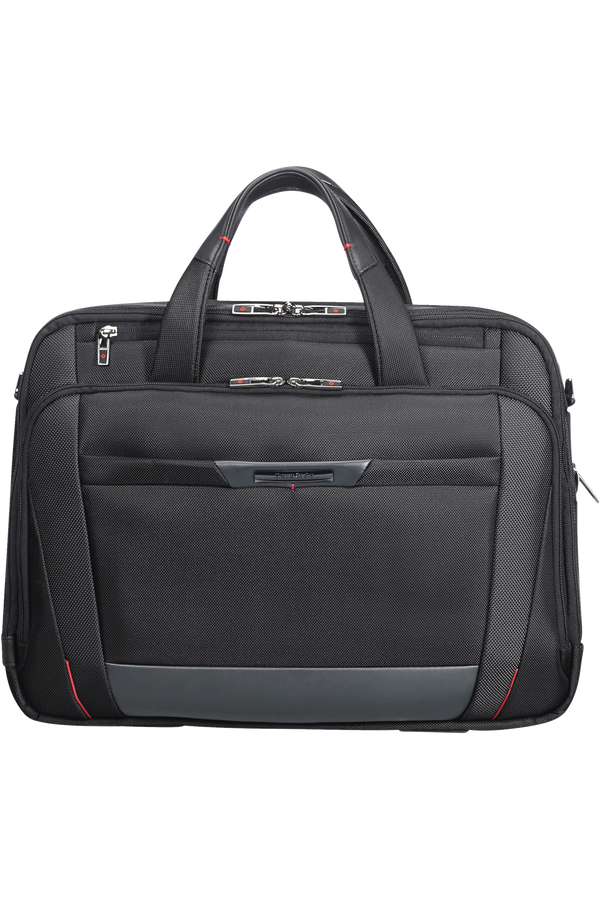 Samsonite Pro-Dlx 5 Laptop Bailhandle Expandable  43.9cm/17.3inch Czarny