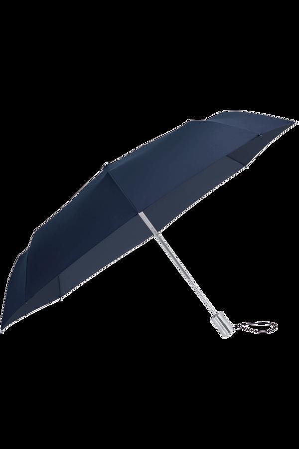 Samsonite Rain Pro 3 Sect. Parasol Automatycznie otwierany i składany Niebieski