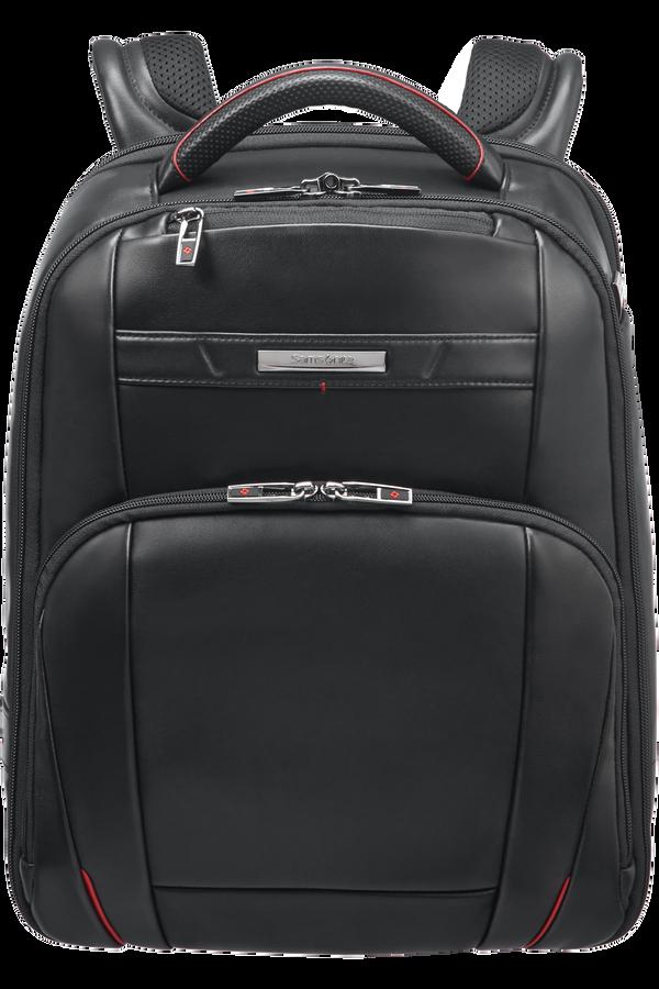 Samsonite Pro-Dlx 5 Lth Laptop Backpack  14.1inch Czarny