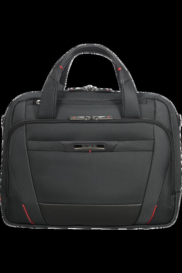 Samsonite Pro-Dlx 5 Laptop Bailhandle  35.8cm/14.1inch Czarny