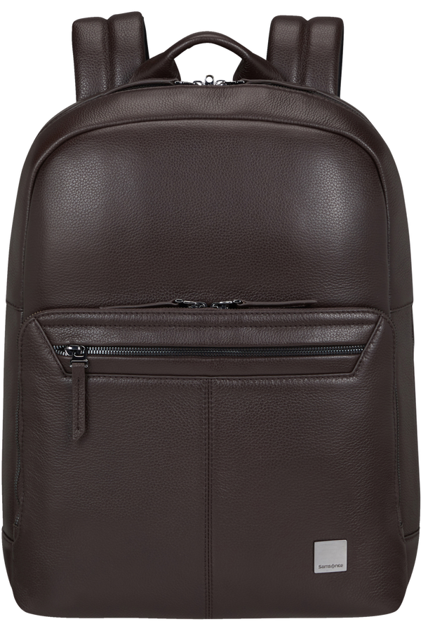 Samsonite Senzil Laptop Backpack 14.1'  Ciemnobrązowy