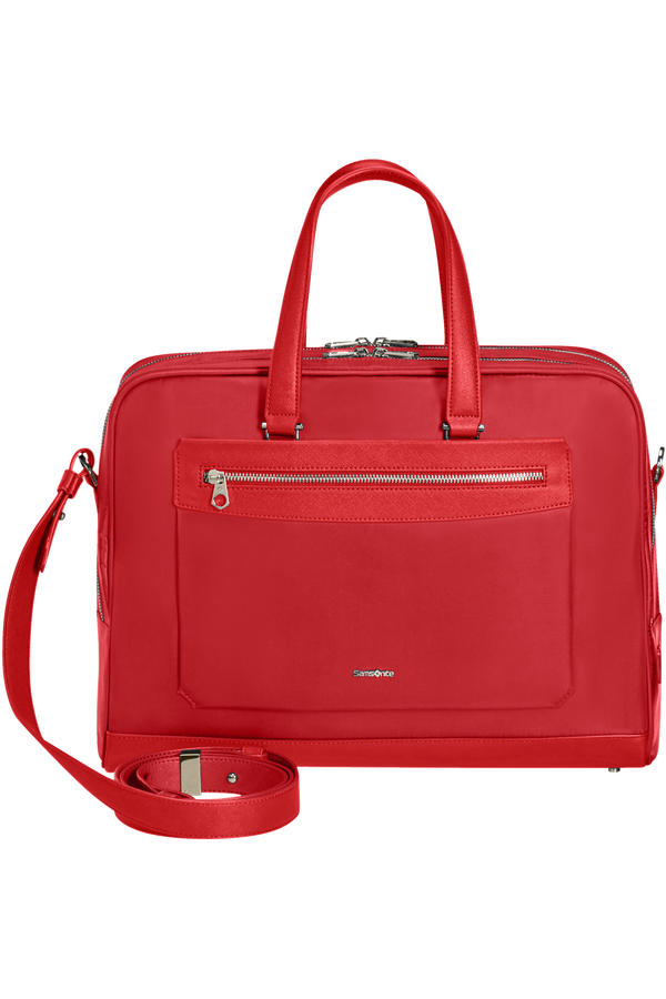 Samsonite Zalia 2.0 Bailhandle 2 Compartments 15.6'  Classic Red
