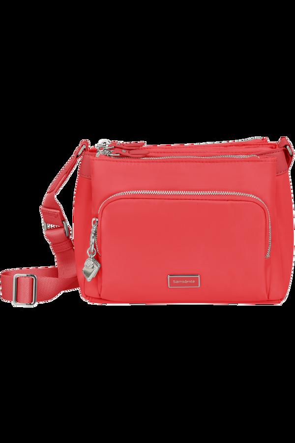 Samsonite Karissa 2.0 Travel Shoulder Bag  Raspberry Rose