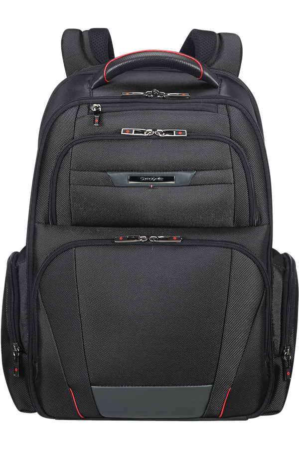 Samsonite Pro-Dlx 5 Laptop Backpack 3V Expandable  43.9cm/17.3inch Czarny