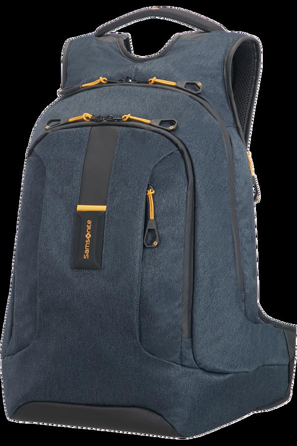Samsonite Paradiver Light Plecak na laptopa L Plus 39.6cm/15.6inch Jeansowy
