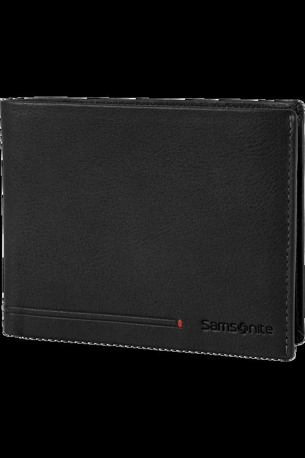Samsonite Simpla Slg 005 - B 8 CC+2 C  Czarny