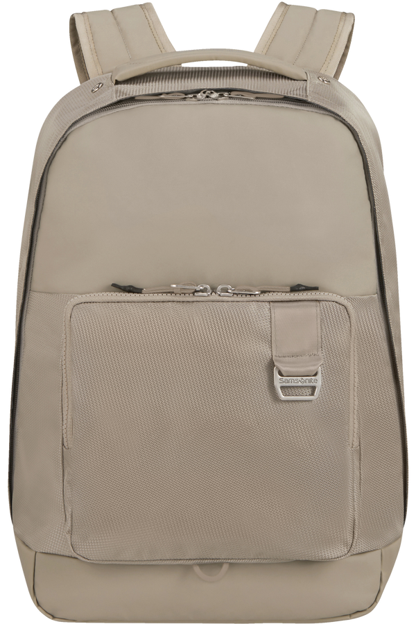 Samsonite Midtown Laptop Backpack M 15.6inch Sand