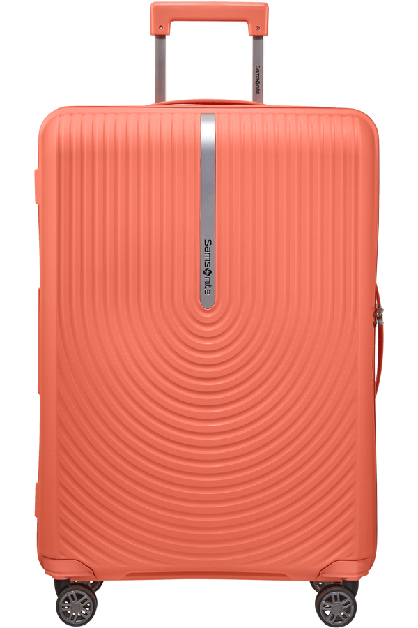Samsonite Hi-Fi Spinner Expandable 68cm  Bright Coral