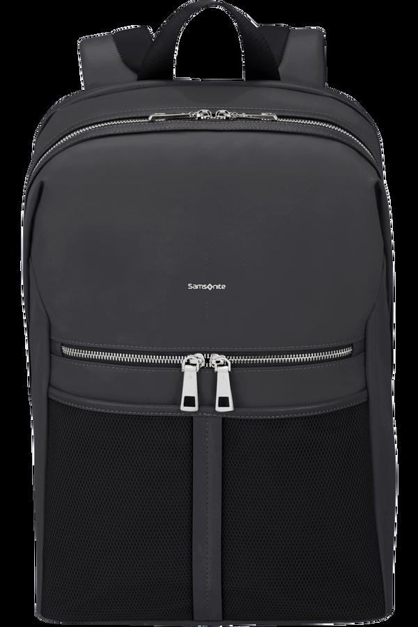 Samsonite Activ-Eight Zippered Backpack 15.6'  Czarny