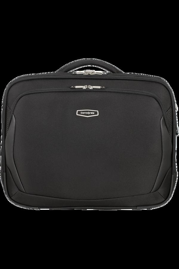 Samsonite X'blade 4.0 Laptop Shoulder Bag  Czarny