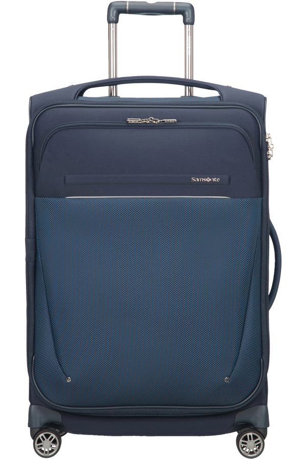 Samsonite B-Lite Icon Spinner Expandable 63cm  Ciemnoniebieski