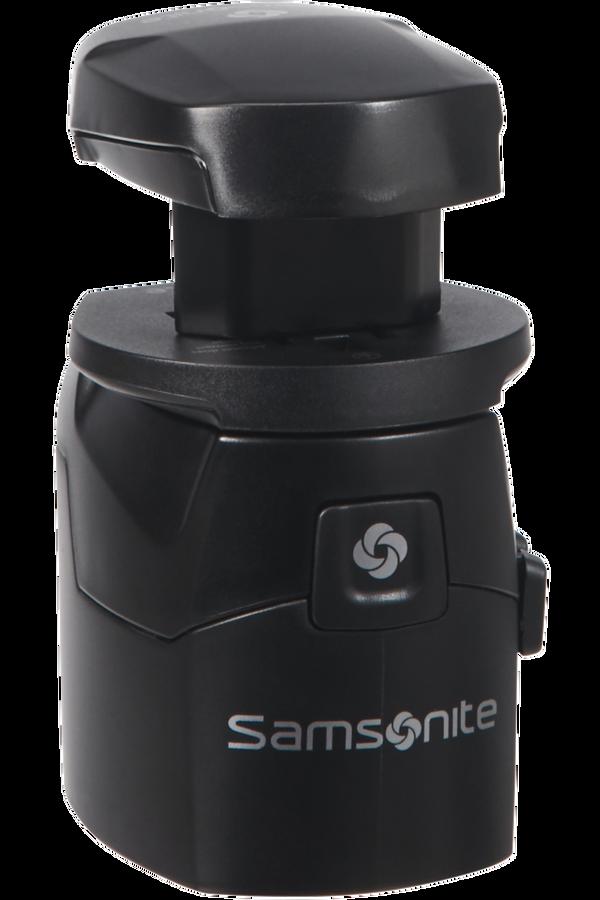 Samsonite Global Ta Worldwide Adapter + USB Czarny