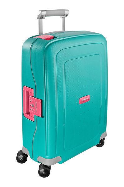 Spinner (4 koła) 55cm Aqua Blue/Bright Pink