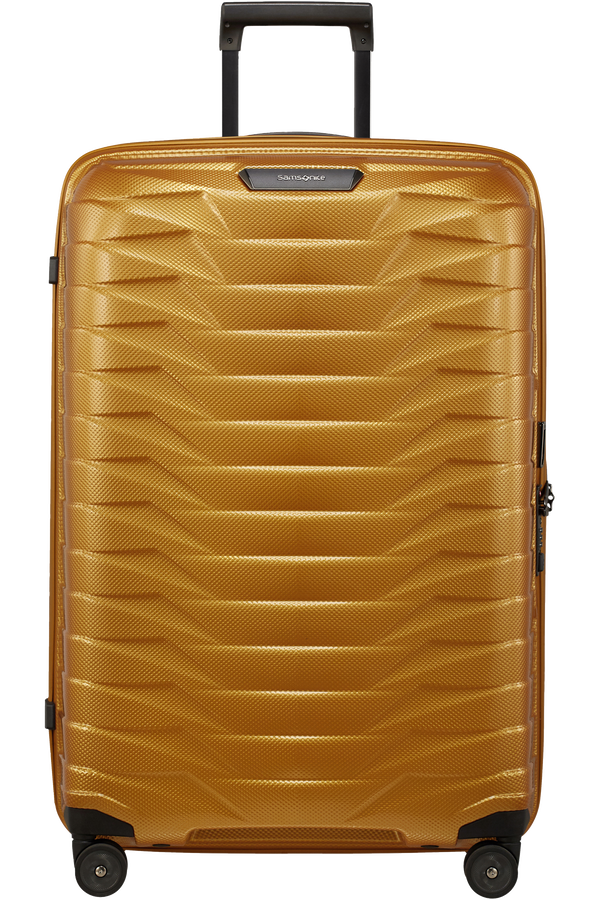 Samsonite Proxis Spinner 75cm  Honey Gold