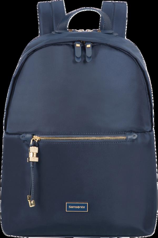 Samsonite Karissa Biz Round Backpack  35.8cm/14.1inch Ciemnogranatowy