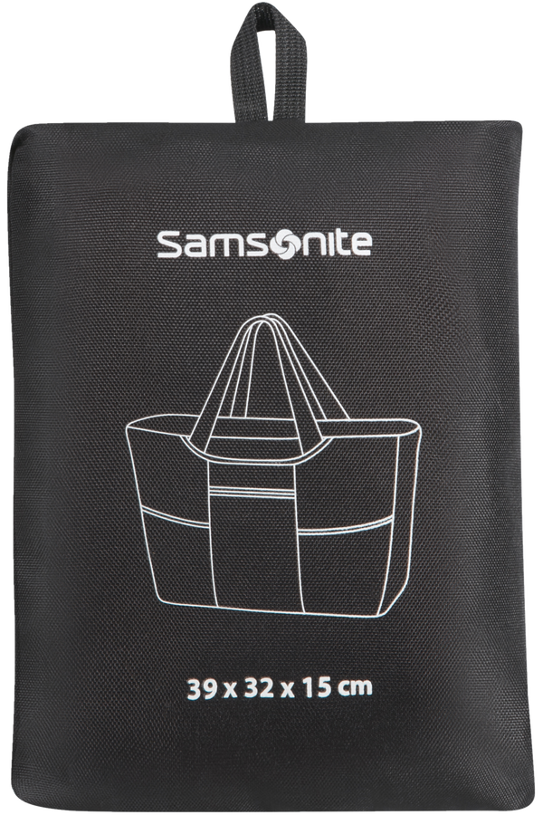 Samsonite Global Ta Foldable Shopping  Czarny