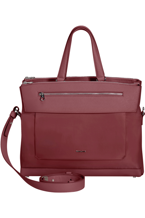 Samsonite Zalia 2.0 Bailhandle 3 Compartments 14.1'  Bordeaux