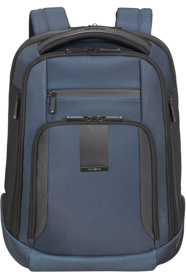 Samsonite Cityscape Evo Laptop Backpack Expandable  15.6inch Niebieski