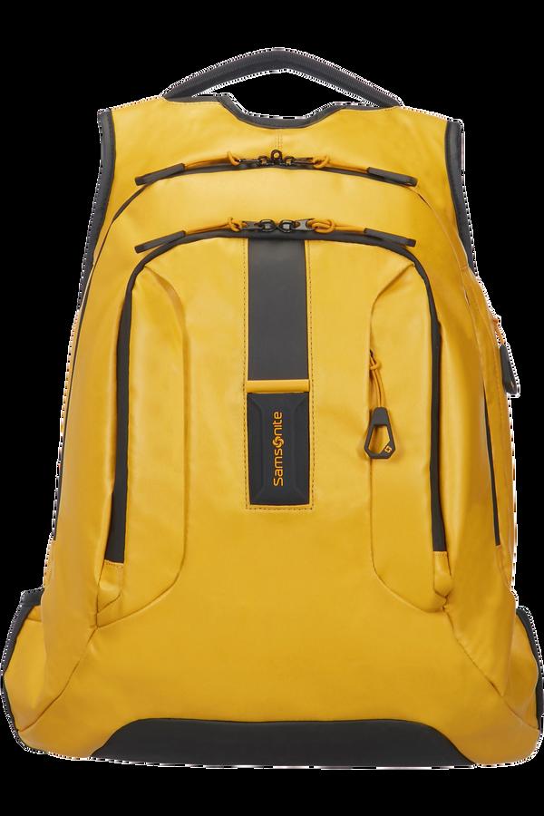 Samsonite Paradiver Light Plecak na laptopa L 39.6cm/15.6inch Żółty