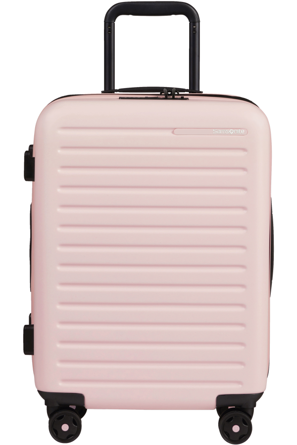 Samsonite Stackd Spinner Expandable 55cm  Rose
