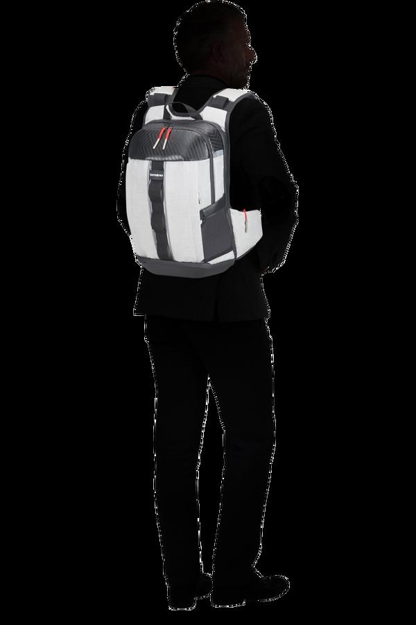Samsonite 2WM Laptop Backpack  15.6inch Biały
