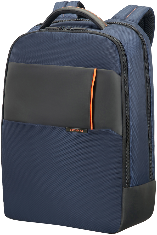 Samsonite Qibyte Plecak na laptopa  43.9cm/17.3inch Niebieski
