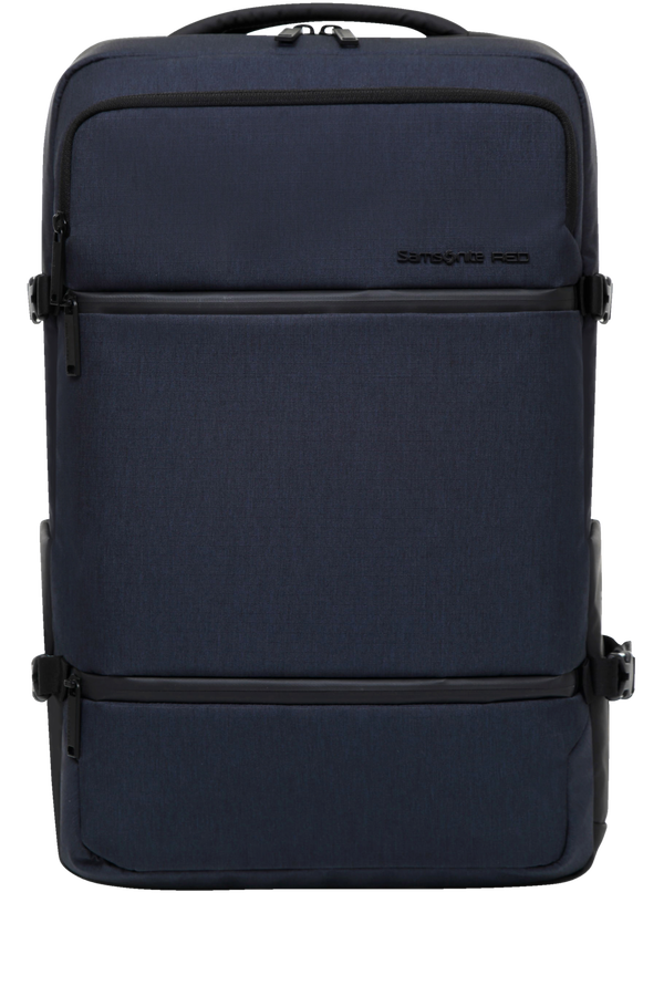 Samsonite Caritani Backpack  Navy Melange