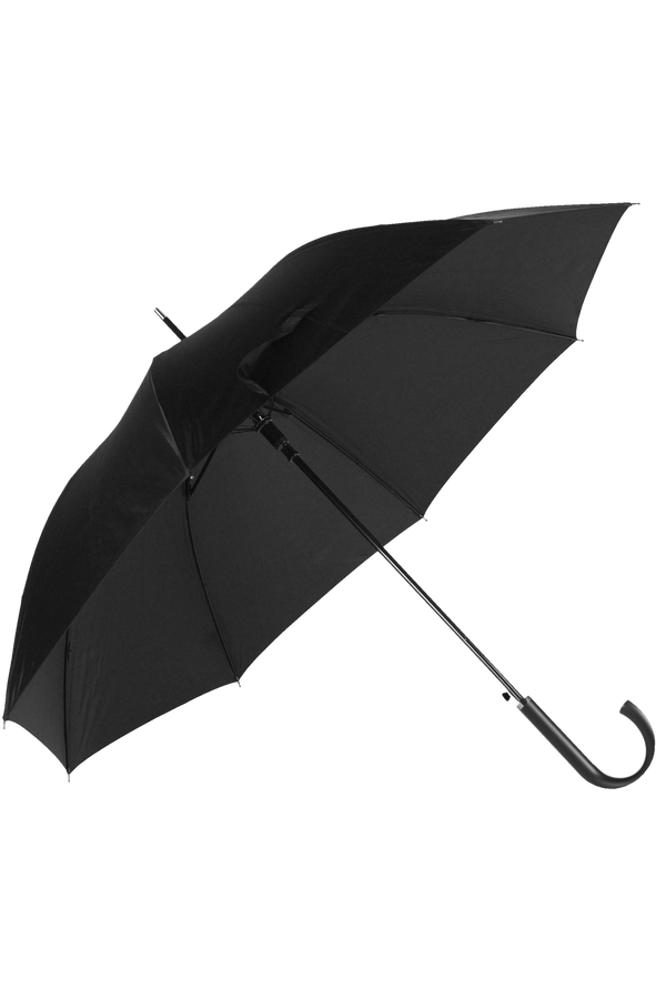 Samsonite Rain Pro Parasol długi Czarny