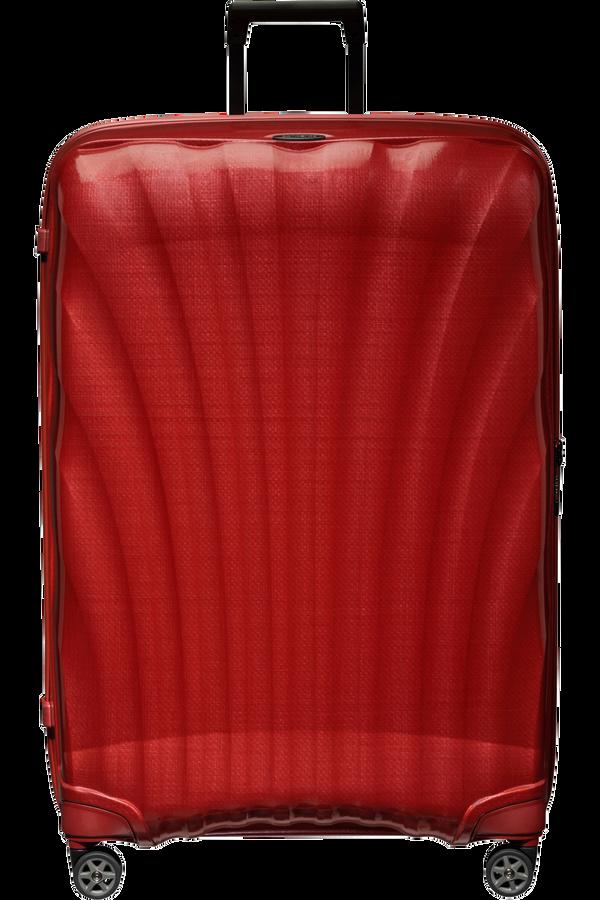 Samsonite C-Lite Spinner 86cm  Chili red