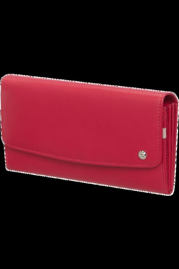 Samsonite Dame Jolie Slg 336 - L W 12CC+1W+2Z C  Cherry Red