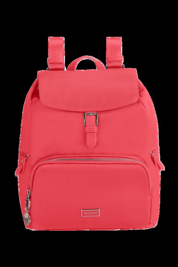 Samsonite Karissa 2.0 Backpack 3 Pockets 1 Buckle  Raspberry Rose