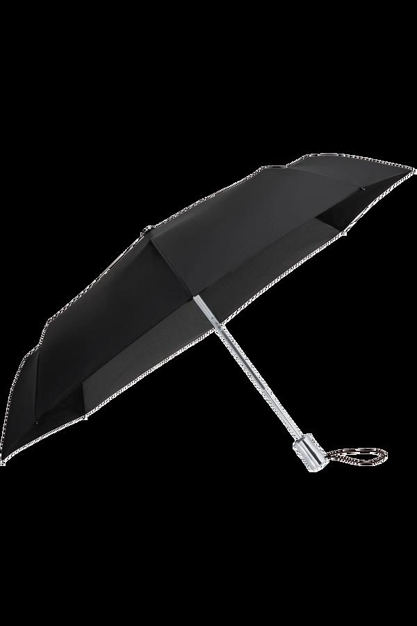 Samsonite Rain Pro Parasol automatycznie otwierany i składany 3 Sect. Czarny